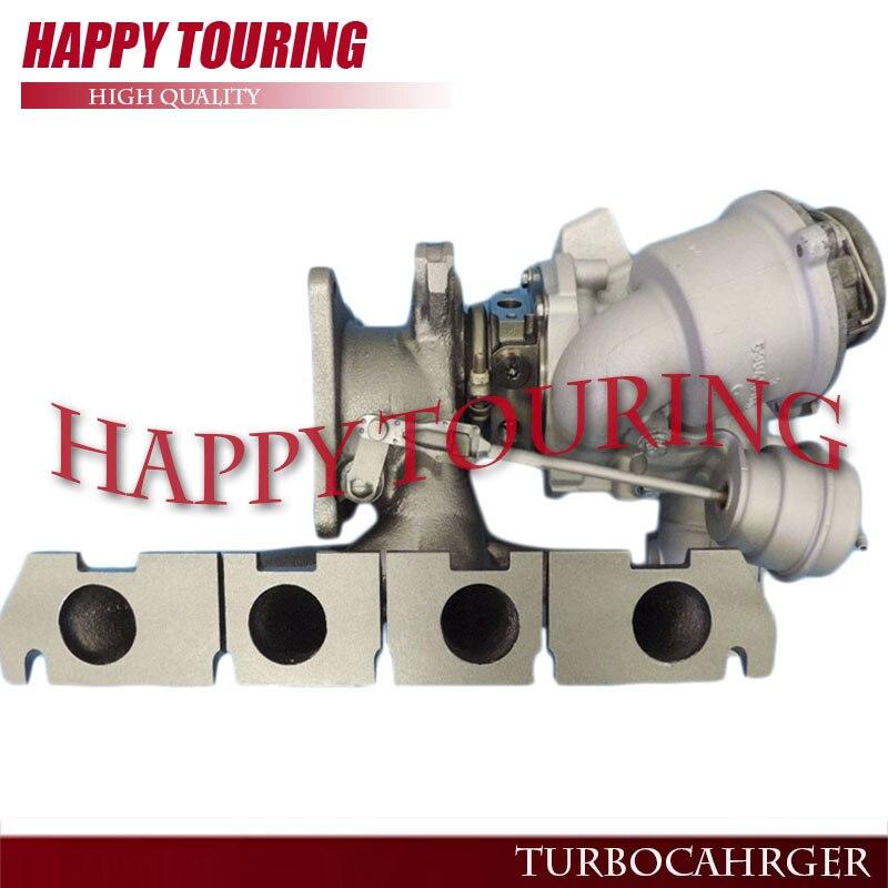 K03 Turbocharger For Audi TT for VW Jetta Passat EOS for Seat Leon Toledo 2.0 06F145701 06F145701V 06F145701X 53039700086