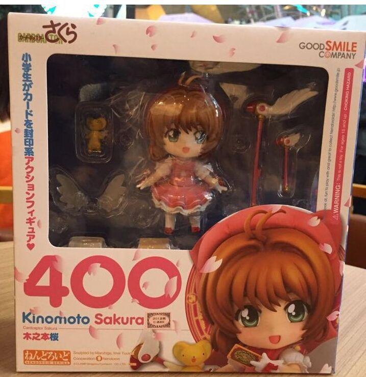 Costumes & Accessories Anime Card Captor Cardcaptor Sakura Kinomotosakura Action Figure Toy Doll For Birthday Christmas Gifts