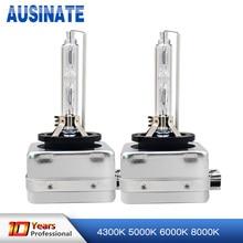 One Pair D1C D1S Xenon Bulb 4300K 5000K 6000K 8000K 35W Xenon font b Lamp b