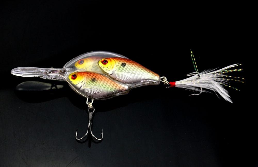 5 ცალი 17.1 გრ ჯგუფი თევზები - თევზაობა - ფოტო 3