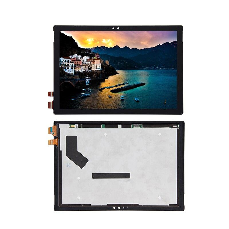 Pour Microsoft Surface Pro 4 (1724) LTN123YL01-001 D'écran D'AFFICHAGE À CRISTAUX LIQUIDES avec L'assemblage de convertisseur analogique-numérique de contact