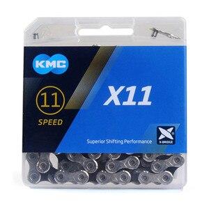 Image 2 - Sunrace CSMX8 CSMS8 11 Speed 11 46T Card Type Fiets Vliegwiel Toegevoegd Kmc X11 11 speed Ketting Merk Nieuwe Originele Gratis Verzending