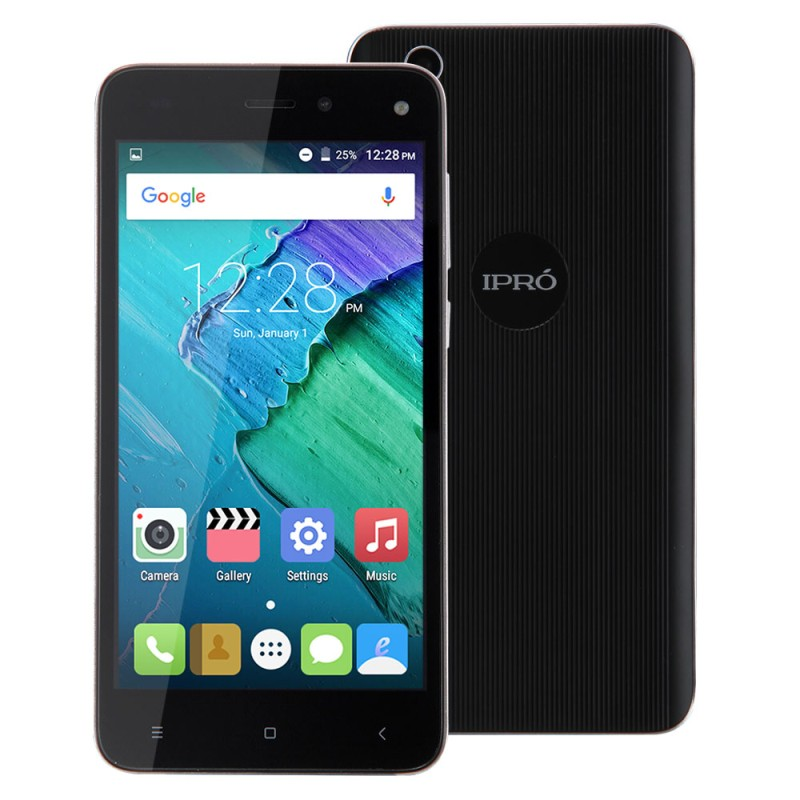 IPRO More 5 0 Unlocked 3G WCDMA Smartphone 5 0 Inch Android 5 1 Mobile Phone