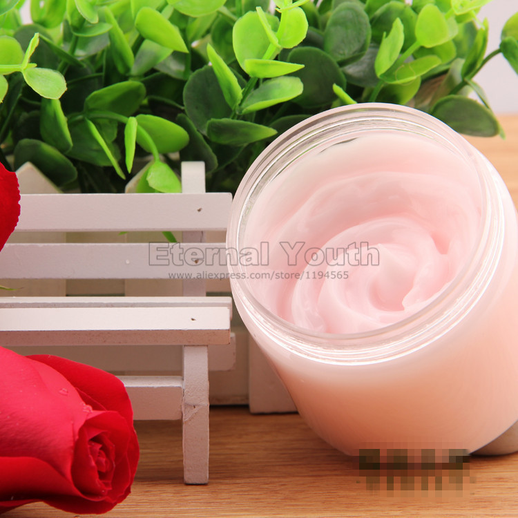 Rose Aqua Super Moisturizing Anti Aging Ageless Cream Whitening Speckle Freckle Beauty Equipment Products 1000gRose Aqua Super Moisturizing Anti Aging Ageless Cream Whitening Speckle Freckle Beauty Equipment Products 1000g