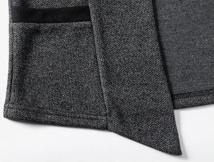 Лето Стиль Для мужчин Безрукавки для женщин Вязание маленькое пальто Slim Fit с капюшоном Толстовка Повседневное куртка без рукавов жилет