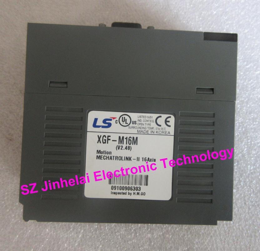 100% New and original XGF-M16M LS Motion Control, Mechatrolink-II 16-axis, speed 10Mbps 100% new and original xgf po3h xgf p03h ls lg plc special module positioning module