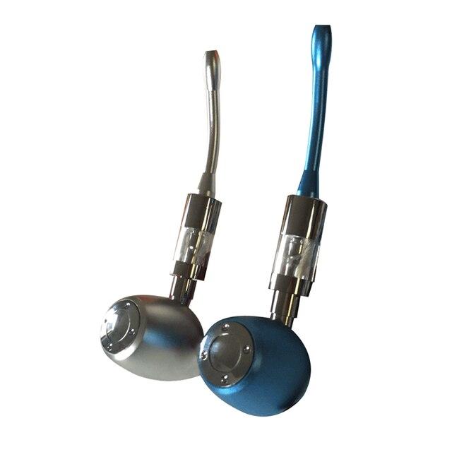 1 st Klassieke Hoge Kwaliteit Metalen Pijp Elektronische sigaret pijp set k1000 pijp machine pijp Rook Sigarettenhouder