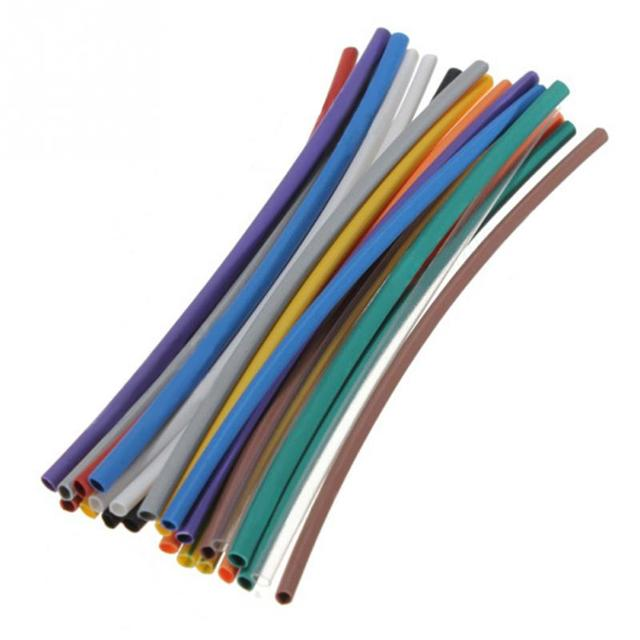 new 144pcs 21 heat shrink tube wrap wire cable sleeving tubing set for electrical