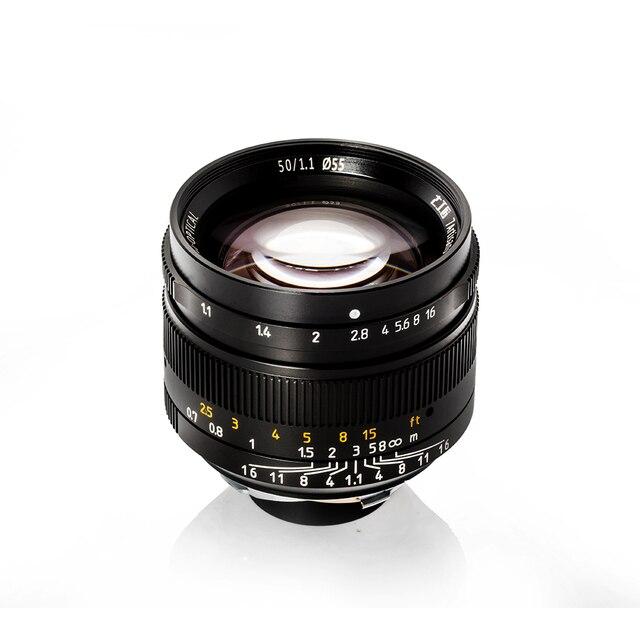c9b464e91a37 7 handwerker 50mm F1.1 Vollformat Manuelle Prime Objektiv Große Blende für Leica  M mount