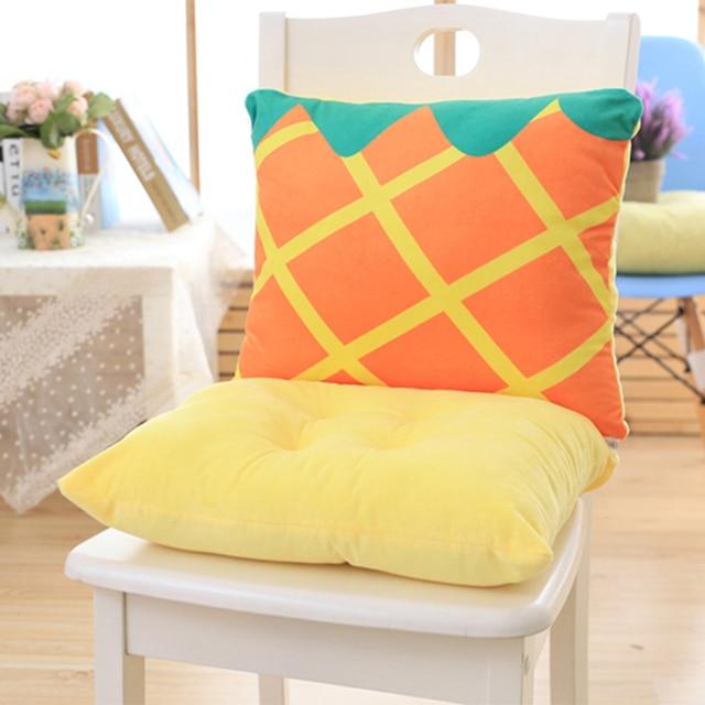 Sun Garden Tuinkussens.Us 19 6 49 Off Soft Office Cushions Seats Pillow Chair Pad Square Pillows Sofa Throws Seat Pads Cushion Kussens Lounge Decor Mats 50b0234 In Cushion