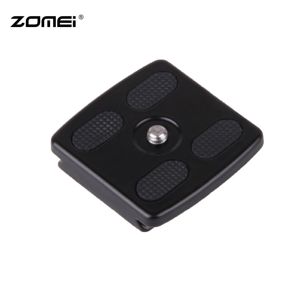 ZOMEI Universal Professional Camera Quick Release Mounting Plate for Q666 Q666C Z688 Z688C Z699 Z699C Tripod