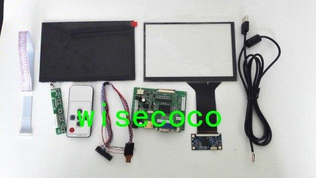 1280*800 pantalla LCD IPS de 7 pulgadas N070ICG-LD1 con pantalla táctil HDMI + VGA + tablero de controlador 2AV tablet PC LCD