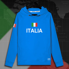 Italia Italia Italiano ITA mens felpa con cappuccio pullover con cappuccio da uomo felpa nuovo streetwear abbigliamento Abbigliamento Sportivo tuta nazione bandiera