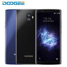 Оригинал DOOGEE Mix 2 Мобильный телефон 5.99 дюймов 6 ГБ Оперативная память 64 ГБ Встроенная память helio P25 Octa core android 7.1 четырех камер 4060 мАч smartpone