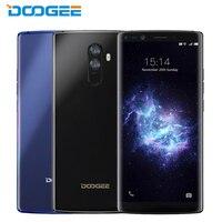 Original DOOGEE Mix 2 Mobile Phone 5 99 Inch 6GB RAM 64GB ROM Helio P25 Octa
