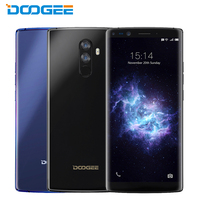 Original DOOGEE Mix 2 Mobile Phone 5 99 Inch 6GB RAM 64GB ROM Helio P25 Octa