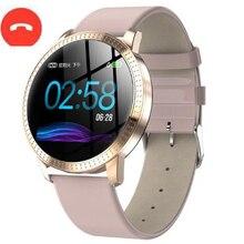 цены на Ladies Sport Watch CF18 Smart Bracelet Heart Rate smart watch men fitness tracker Smart Wristband PK honor band 5 Pk mi band 4  в интернет-магазинах