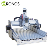 CNC 2030 Engraving Machine Full Metal ER High Power Spindle Small Electric CNC Automatic Cutting Machine