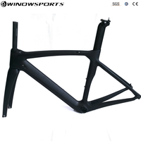 New carbon road bike carbon frame road:Frame+Seatpost+Fork+Clamp+Headset free shipping