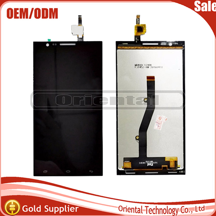 Black For MTC Smart Surf 4g LCD Display Touch Screen Digitizer full Assembly lcd digitizer for