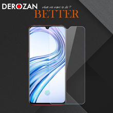 Derozan 9H HD Screen Protector Front Film For Vivo V15 Pro Tempered Glass For Vivo Y97 Y93 Y81i X23 X21 Protective Film Glass