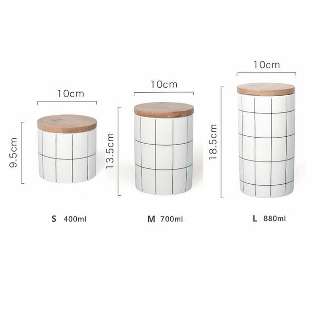 Ceramics Storage Jar