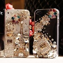 Bling rhinestone Diamond Case коке капа Для Samsung Galaxy J3 J5 J7 A3 A5 A7 2017 A720F A520F J520F Case cover Кристалл Fundas