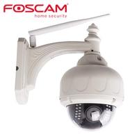 Foscam FI8919W Wireless Outdoor Pan Tilt Night Vision IP Camera