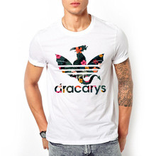 Dracarys Sport Game Of Thrones Men Women T-shirt Harajuku Camiseta Hombre Printed Adults Shirt Casual Tee Shirts