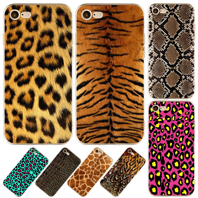 iphone 7 phone cases leopard print