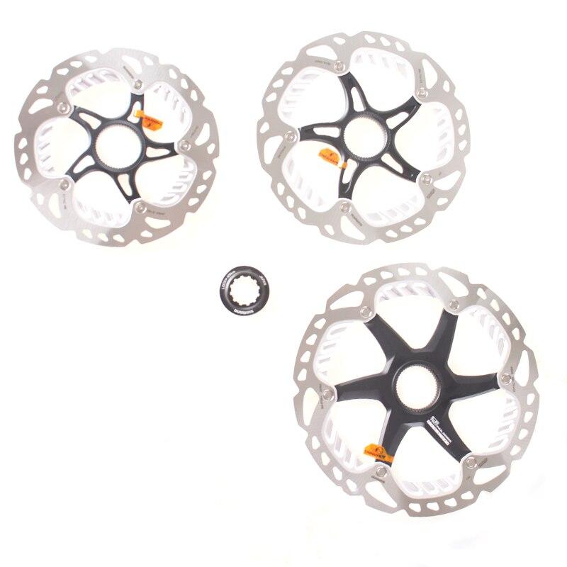 Shimano SM rt99 льда технологии Центральный замок роторов 160 мм 180 мм 203 мм MTB Запчасти для велосипедов