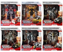 Hot Sale! Transformation Toy Deformation Robot Car Brinquedos Action Figures Classic Toys For Child Gift Original Box