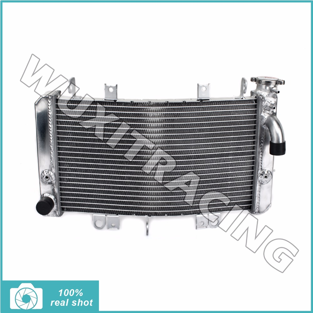 Suzuki Engine Coolant : ๏aluminium alloy core motorcycle engine ② radiator