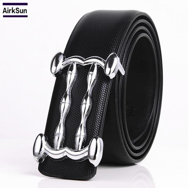 86dd8b059 Classic H cinturones mujeres cinturón de cuero genuino negro masculino  diseñador cinturones Casual carta moda cintura