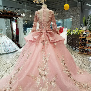 Image 5 - AIJINGYU Wedding Dress Black Gowns Plus Size Bride Indonesia Custom In Dubai Gown Two Pieces Cheap Bridal Dresses