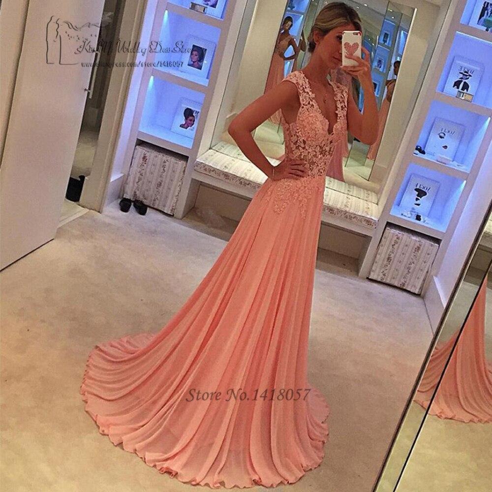 vintage korallen günstige lange abendkleider spitze formal women pageant  kleider afrikanische abendkleid 2017 abiye gece elbisesi avondjurk
