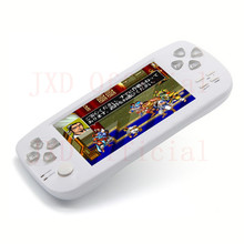 4.3 inch 64Bit PAP K3 build in 1300 no-repeat game Handheld Video Game Console for NEOGOECPSGBAGBCGBSFCFCMDGGSMS MP3/4