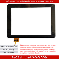 New 9 7 Inch Touch Screen Panel Digitizer Glass For Oysters T34 PN FPC CTP 0975