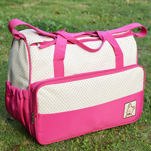 Baby Diaper Bag Large Capacity Waterproof Stuff For Babies Bag To The Hospital Fashion Multipurpose Maternity Care Changing Bag