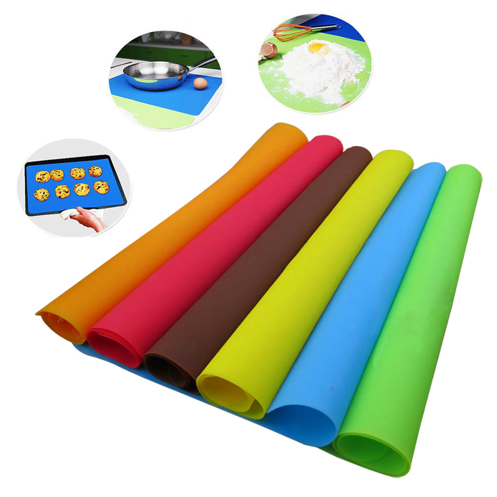 2017 40x30cm Silicone Mats Baking Liner Best Silicone Oven