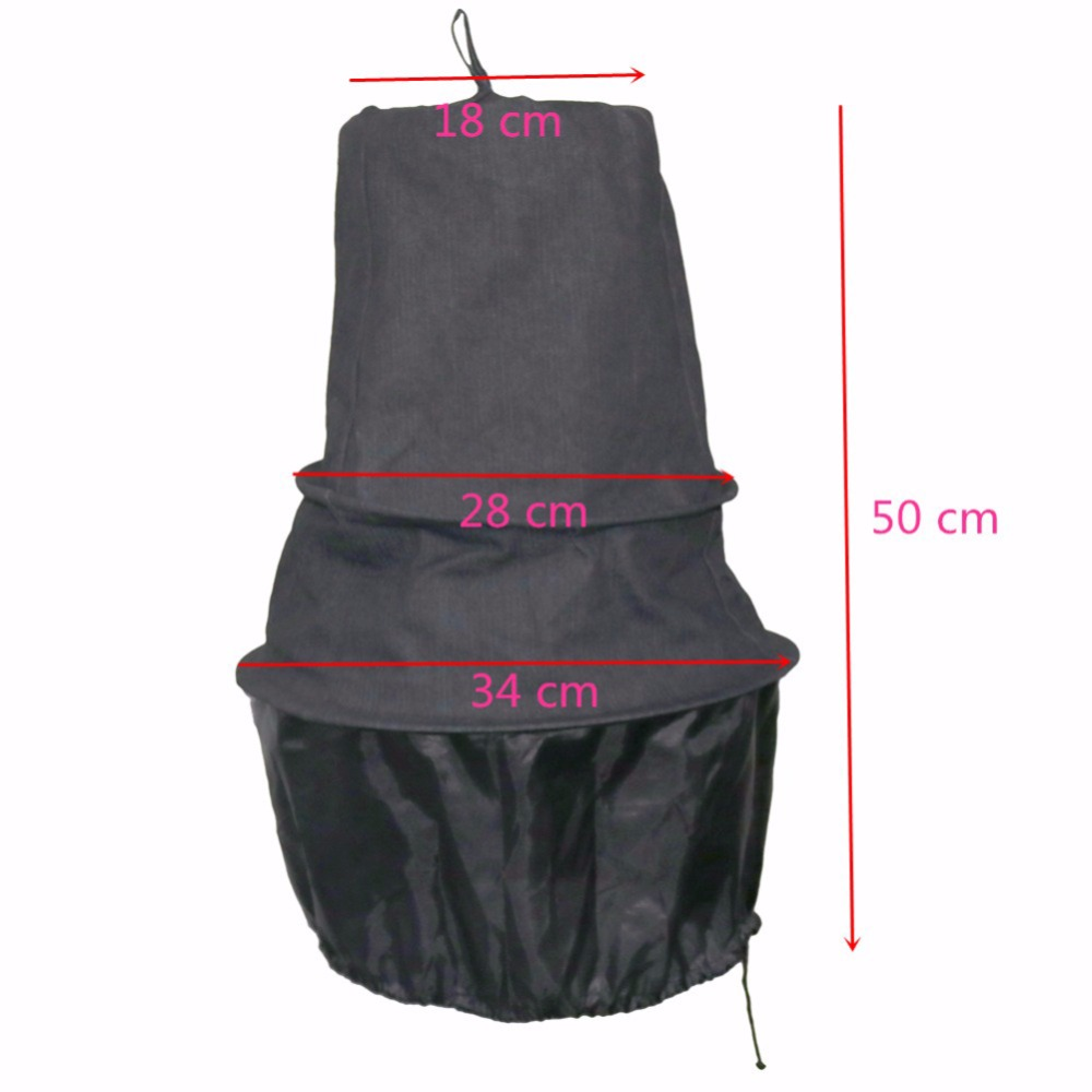 3 Layers Beekeeping Tools Thicken Canvas Fabric Bee Catching Tool Lure Bee Cage Wild Bucket Cage Bee Catching Device