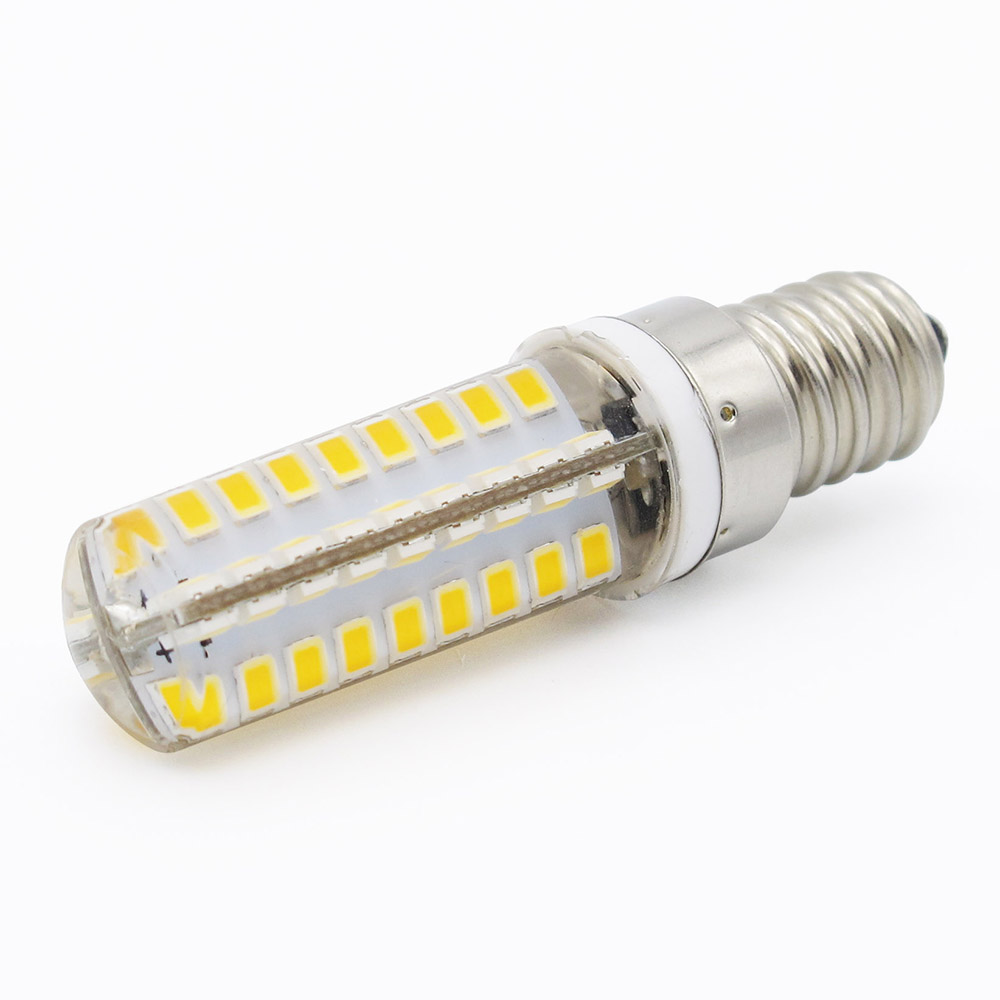 Mini Refrigerator Light Led E14 72leds Dimmable Smd 2835