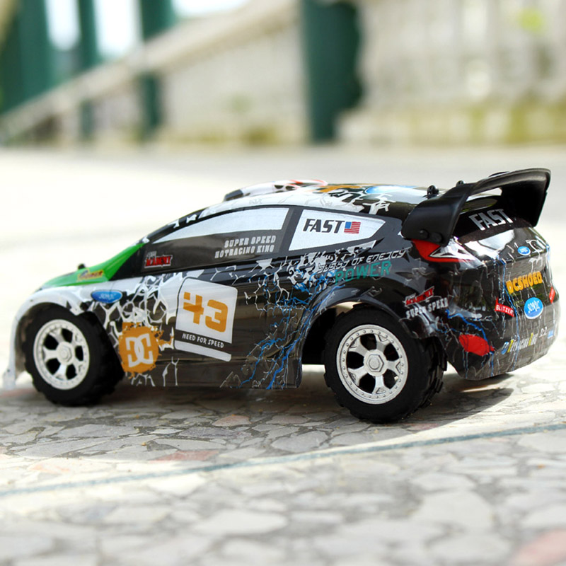 new hot kids baby toy 124 drift speed radio remote control rc rtr truck racing car toy xmas gift baby toys gift