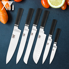 XYj Stainless Steel Knife Lightweight Chef Kitchen Accessories Set Handle Cooking Meat Cleaver