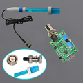 PH sensor Module 1pc PH Sensor Module V1.1 + 1pc PH Probe for AVR 51 PH shield with MSP430 Test code sensor