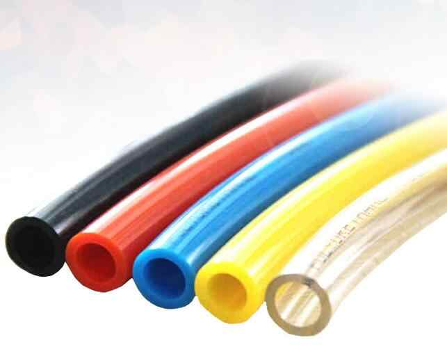 4mm x 2.5mm Polyurethane Air pipe//tube 1 metre length clear