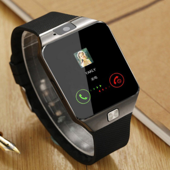 цены Wholesale DZ09 Digital Smart Watch WristWatch Support With Camera SIM TF Card Display Smartwatch For Ios Android Phones
