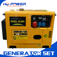 Electricity Generator Diesel Silent 5kw Generating In China Sale