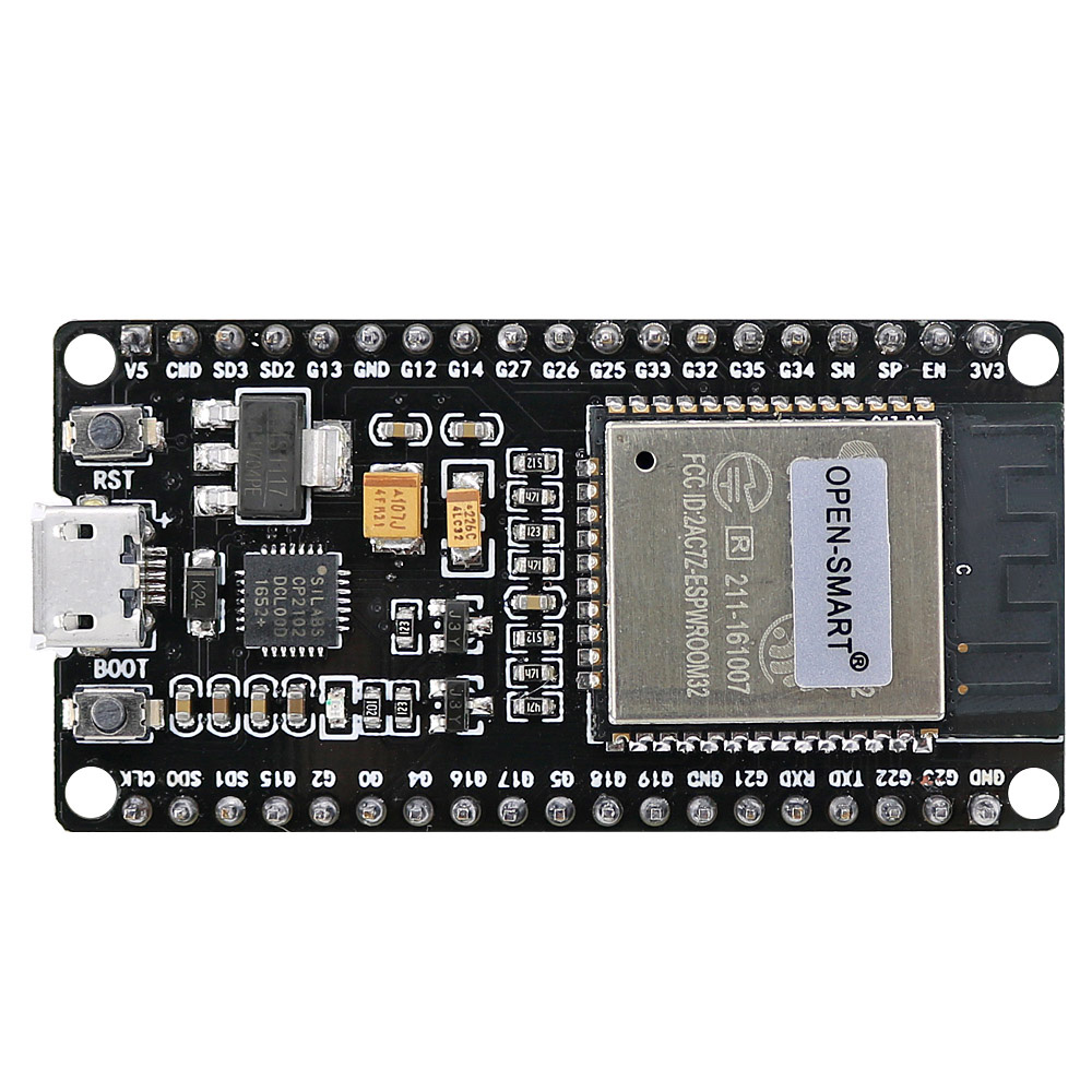 ESP32 Development Board WiFi+Bluetooth Ultra-Low Power Consumption Dual Core ESP-32 ESP-32S ESP 32 Similar ESP8266