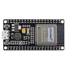 ESP32 Развития Борту Wi-Fi + Bluetooth Ультра-Низкое Энергопотребление Двухъядерного ESP-32 ESP-32S ESP 32 Аналогичные ESP8266